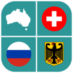 Geography Quiz – flags, maps & coats of arms MOD APK 1.5.28 (Unlimited Money)