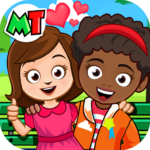 My Town : Best Friends' House games for kids MOD APK 1.09 (Unlimited Money)