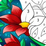 Paint by Number: Free Coloring Games – Color Book MOD APK 1.17 (Unlimited Money)