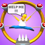 Save the Dude! Rope Puzzle Game MOD APK 1.0.80 (Unlimited Money)