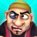 Scary Robber Home Clash MOD APK 1.9.0 (Unlimited Money)