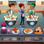 Cooking Cafe – Food Chef MOD APK 7.7 (Unlimited Money)