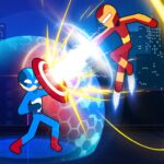 Stickman Fighter Infinity – Super Action Heroes MOD APK 0.0.9 (Unlimited Money)