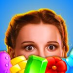 The Wizard of Oz Magic Match 3 Puzzles & Games MOD APK 1.0.4990 (Unlimited Money)