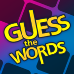 Guess The Words – Connect Vocabulary MOD APK 4.1.1 (Unlimited Money)