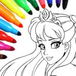 Painting and drawing game MOD APK 16.4.0 (Unlimited Money)