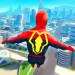 Super Heroes Fly: Sky Dance – Running Game MOD APK 1.0.1 (Unlimited Money)