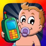 Baby Phone Game for Kids Free – Cute Animals MOD 275 APK  (Unlimited Money)