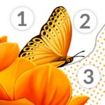 Color by Number for adults – April Coloring MOD APK v2.69.0  (Unlimited Money)