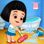 Home and Garden Cleaning Game – Fix and Repair It MOD  APK 11.0   (Unlimited Money)