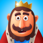 Idle King Tycoon Clicker Simulator Games MOD APK 1.0.12 (Unlimited Money)