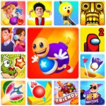 Logic Puzzle Games, All in one Game, New Game MOD   APK  1.22  (Unlimited Money)