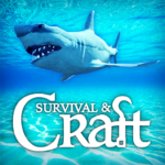 Survival and Craft: Crafting In The Ocean MOD APK 262 (Unlimited Money)