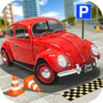 Classic Car Parking Game: New Game 2021 Free Games MOD APK 1.8.1 (Unlimited Money)