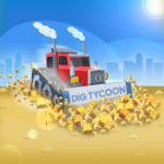 Dig Tycoon – Idle Game MOD APK  1.5    (Unlimited Money)