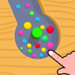 Dig in sand  – Free Ball games MOD APK 1.0.4  (Unlimited Money)