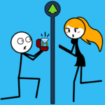 Draw Drag Delete Pin Pull to something MOD APK  1.0.6  (Unlimited Money)