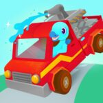 Fire Truck Rescue – Firefighter Games for Kids MOD APK  1.1.1 (Unlimited Money)