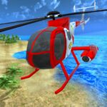Helicopter Rescue Flying Simulator 3D MOD APK  1.1 (Unlimited Money)