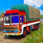 Indian Truck Simulator 2021: New Lorry Truck Games MOD APK  1.9 (Unlimited Money)