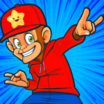 MONKEY GAMES : offline games that don't need wifi MOD 1.25 APK  (Unlimited Money)
