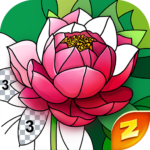 Magic Color by Number: Free Coloring game MOD APK  1.6.5 (Unlimited Money)