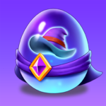Merge Witches – merge&match to discover calm life MOD APK  v2.2.0  (Unlimited Money)