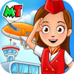 My Town : Airport Free MOD APK 1.01   (Unlimited Money)