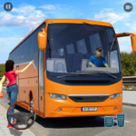 Real Bus Simulator Driving Games New Free 2021 MOD APK 2.1 (Unlimited Money)
