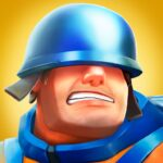 Warhands: Epic clash in chaos league・PvP Real time MOD APK 1.21.3  (Unlimited Money)