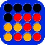 4 in a row – Board game for 2 players MOD APK 2.26 (Unlimited Money)