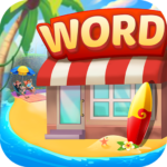 Alice's Resort – Word Puzzle Game MOD APK (Unlimited Money) 1.1.02