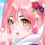 Anime Dress Up Queen Game for girls MOD APK 0.5  (Unlimited Money)