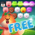 Bubble Shooter: Animal World | 2021 Free game MOD APK 1.4.9 (Unlimited Money)