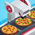 Cake Pizza Factory Tycoon: Kitchen Cooking Game MOD APK 4.1 (Unlimited Money)