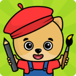 Coloring and drawing for kids MOD APK 3.107 (Unlimited Money)