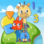EduKid: Fun Educational Games for Toddlers 👶👧 MOD APK 1.5.8 (Unlimited Money)