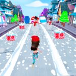 Happy Holiday Runner 3D MOD APK 1.4 (Unlimited Money)