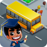 Idle High School Tycoon – Management Game MOD APK 1.1.2 (Unlimited Money)