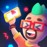 Idle Tiktoker: Get followers and become celebrity MOD APK 1.1.10  (Unlimited Money)