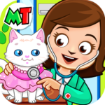 My Town : Pets, Animal game for kids MOD APK 1.02  (Unlimited Money)