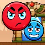 Red and Blue Ball MOD APK 0.0.4 (Unlimited Money)