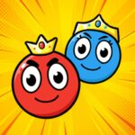 Red and Blue Ball : The Forest MOD APK 1.0.2 (Unlimited Money)
