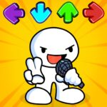 FNF Funky Town Music Adventure MOD APK  (Unlimited Money)