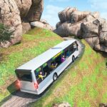 Offroad Bus Driving Game: Bus Simulator Games MOD APK v1.4 (Unlimited Money)