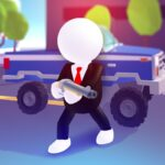 Rage Road – Car Shooting Game MOD APK 1.3.14 (Unlimited Money)