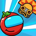 Red Bounce Ball Heroes MOD APK v1.29  (Unlimited Money)