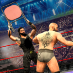 Real Wrestling Ring Champions MOD APK  (Unlimited Money)