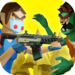 Two Guys & Zombies 3D MOD APK 0.32 (Unlimited Money)