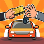 Used Car Tycoon Game MOD APK  (Unlimited Money)